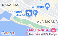 1330 Ala Moana Blvd unit 4201, Honolulu, HI, 96814
