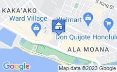 88 Piikoi St unit 3705 & 3706, Honolulu, HI, 96814
