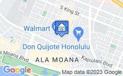 641 Keeaumoku Street unit 1407, Honolulu, HI, 96814
