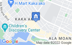 1001 Queen Street unit 2110, Honolulu, HI, 96814