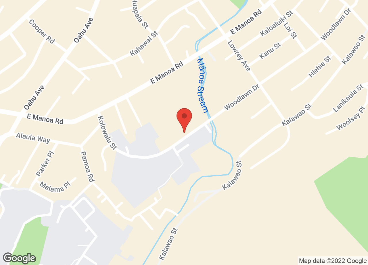Google Map of VCA University Animal Hospital