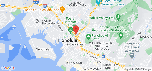 Stanley Ito Florist, Inc. Map