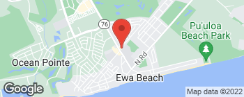 Map of 91-902 Fort Weaver Rd in Ewa Beach