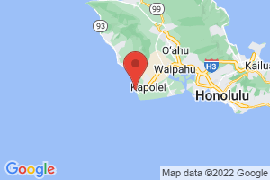 Map of Ko Olina