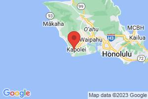 Map of Kapolei