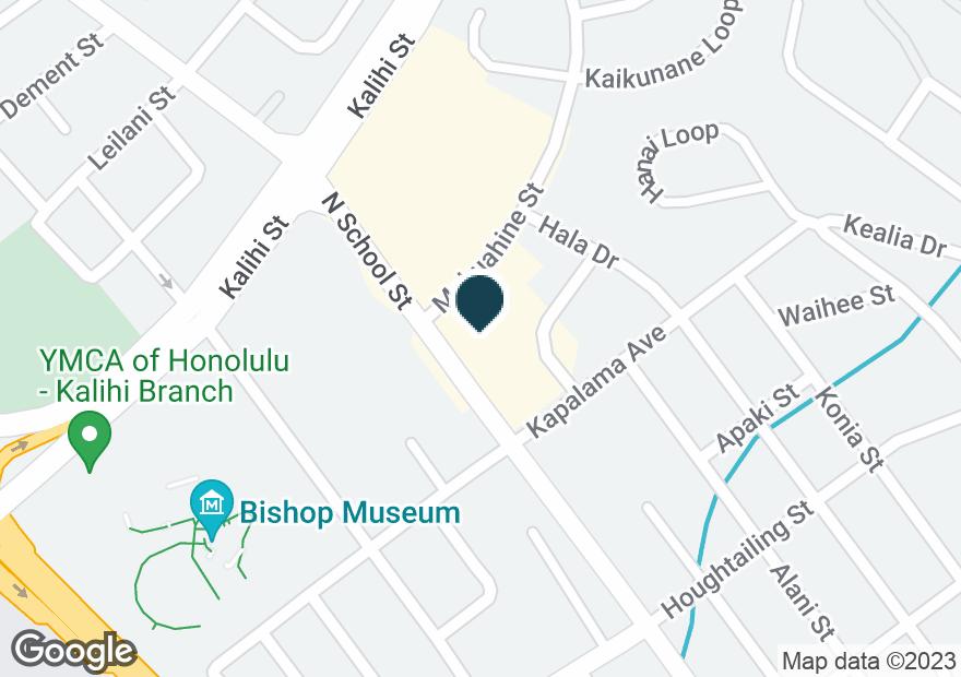 Google Map of1520 N SCHOOL ST