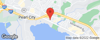 Map of 450 Kamehameha Hwy in Pearl City