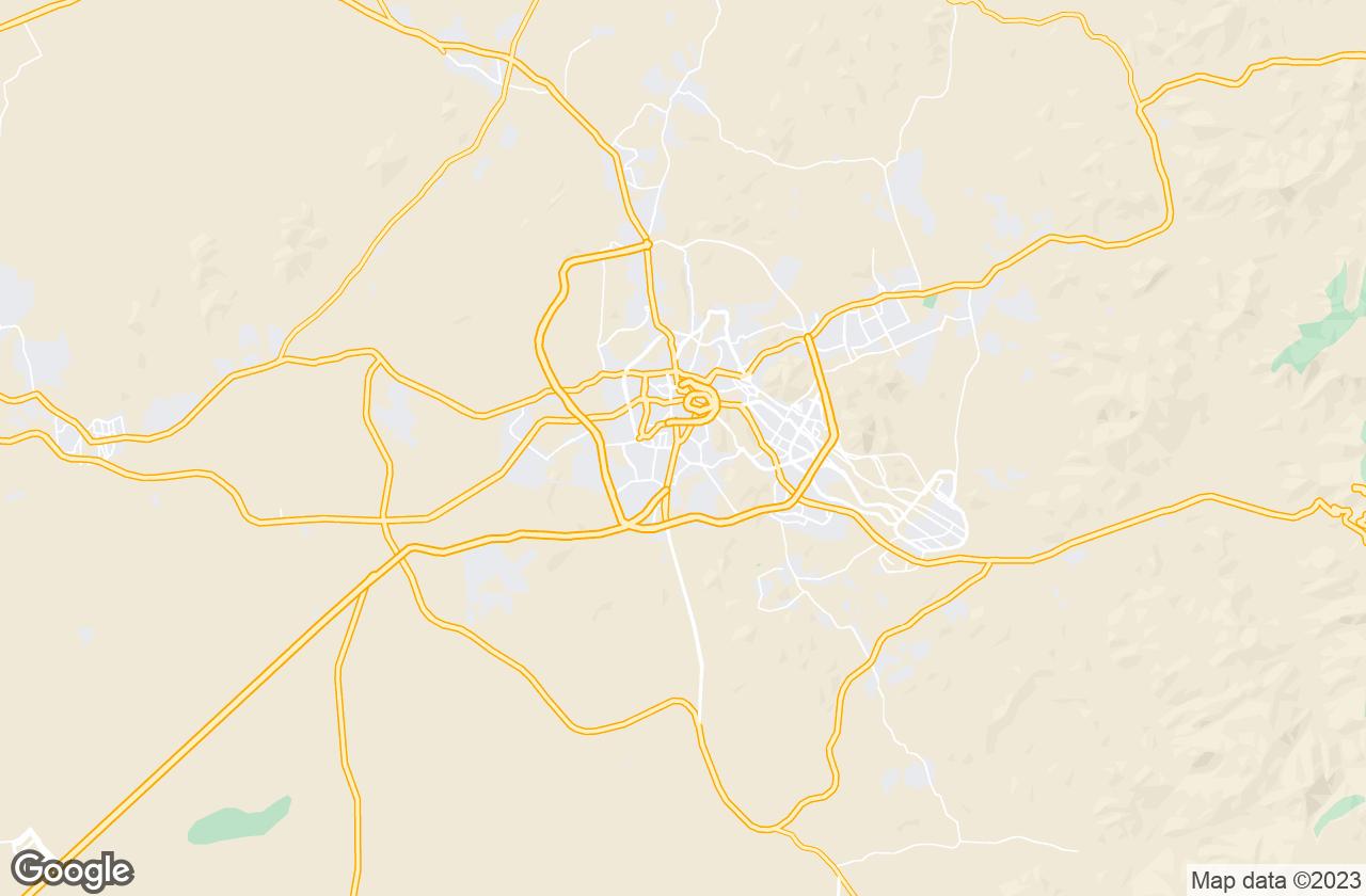 Google Map of مكة