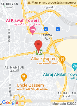 Google Map of مكة جراند كورال