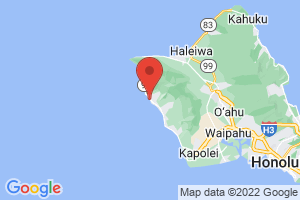 Map of Makaha