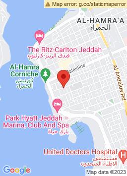 Google Map of كراون بلازا جده