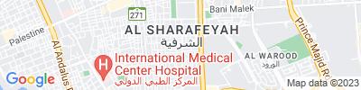 Jeddah Office Map