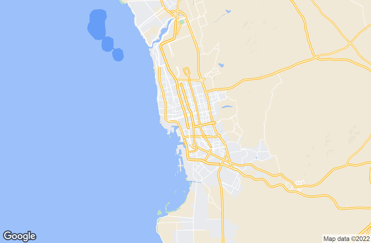 Google Map of جدة
