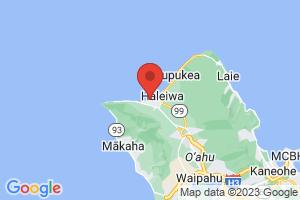 Map of Waialua