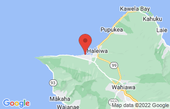 Map of Waialua
