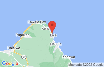 Map of Laie