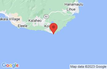 Map of Koloa