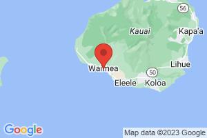 Map of Waimea