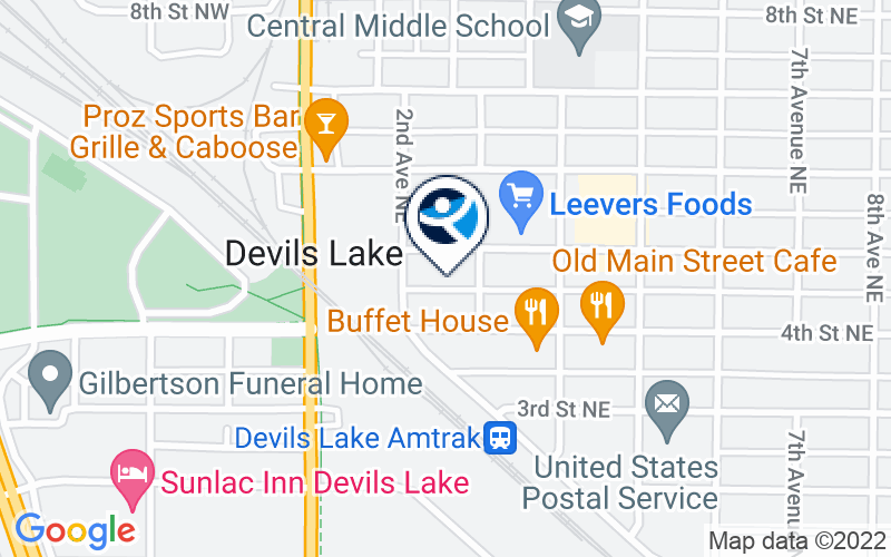 ADAPT - Devils Lake Location and Directions