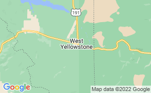 Map of Yellowstone Grizzly RV Park