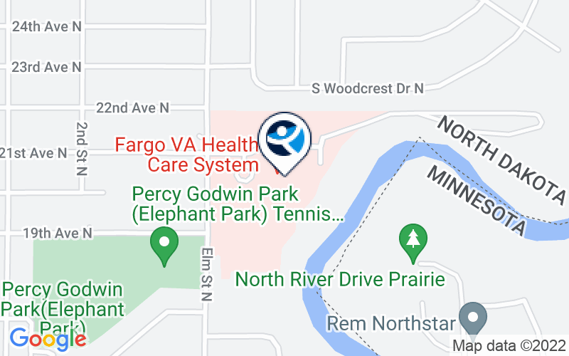Fargo VA Health Care System Location and Directions