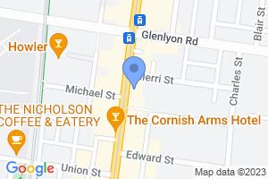 212 Sydney Rd, Brunswick, Victoria 3056  (entrance via Merri St)