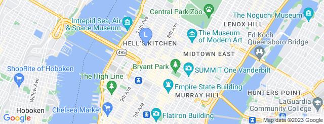 Lyric Theatre - New York