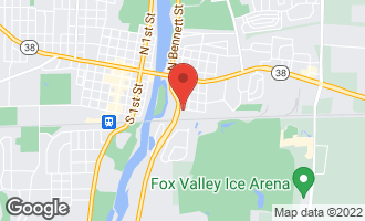 Map of 214 Chalmers Street GENEVA, IL 60134