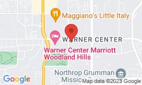 Map of Woodland Hills, CA