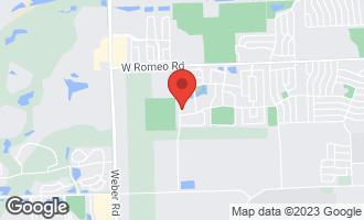 Map of 217 Malibu Drive ROMEOVILLE, IL 60446