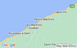 Map of Camping Aux Pignons Verts