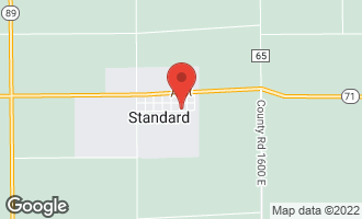 Map of 218 South 6th Street STANDARD, IL 61363