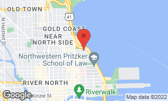 Map of 219 East Lake Shore Drive 7CD CHICAGO, IL 60611