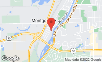 Map of 219 South River Street MONTGOMERY, IL 60538