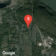 Satellite Map of 22  Corners Road , Congers, NY 10920