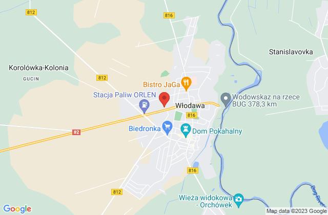 Wyświetl Grzegorz Pastryk,MAXBUD na mapie
