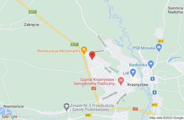 Wyświetl Marek Kwiecień,Marek Kwiecień M Sport na mapie
