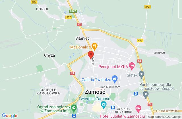 Wyświetl Mariusz Miś,VITAL-AGRO na mapie