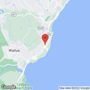 Map of Safeway at 4-831 Kuhio Hwy, Kapaa, HI 96746