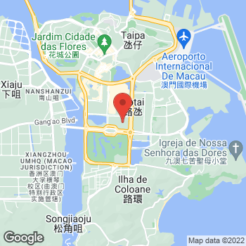 Map of Foot Locker Cotai at Estrada do Istmo, Lote 3, Cotai Strip, Cotai,  999078