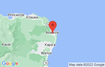 Map of Anahola
