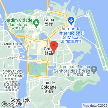 Map of Salvatore Ferragamo at The Shoppes at Four Seasons, Estrada da Baia de Macau, Macau, Macau SAR China