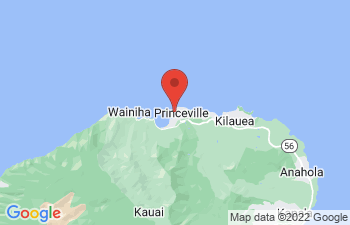Map of Princeville