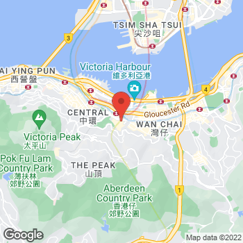 Map of Salvatore Ferragamo at 88 Queensway, Hong Kong Island, Hong Kong SAR China