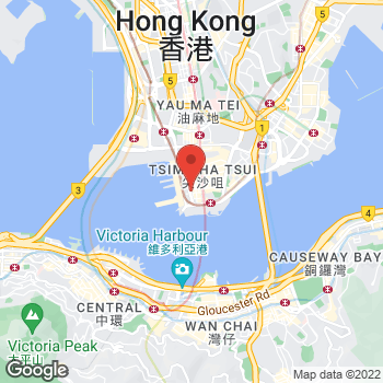 Map of Foot Locker Hong Kong at 1 Kowloon Park Drive, Tsim Sha Tsui, Kowloon, Hong Kong,