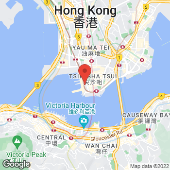 Map of Salvatore Ferragamo at 28 Canton Road, Kowloon, Hong Kong SAR China
