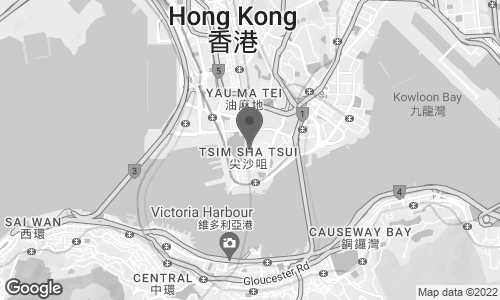 Map of 118-130,132 Nathan Road in Kowloon