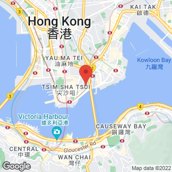 Map of Salvatore Ferragamo at 77 Mody Road, Kowloon, Hong Kong SAR China