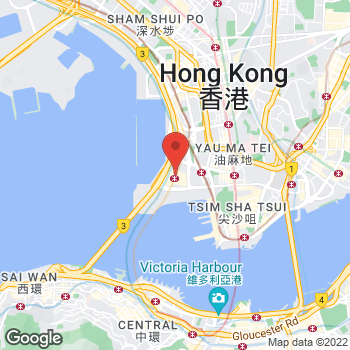 Map of Salvatore Ferragamo at 1 Austin Road, Kowloon, Hong Kong SAR China