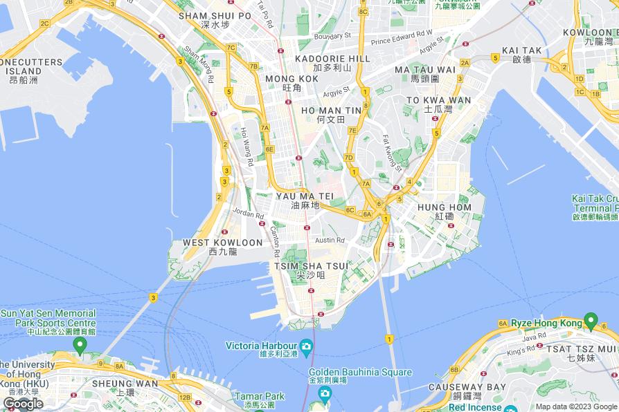 Hong Kong Hotels Near Kowloon Mtr Station